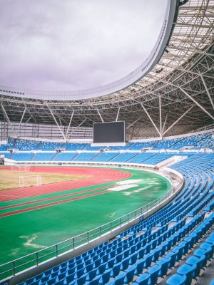 system do obslugi stadionow